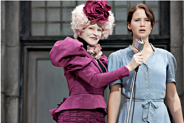 The Hunger Games image 5