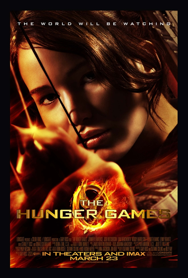 The World Will Be Watching [Hunger Games] - YouTube