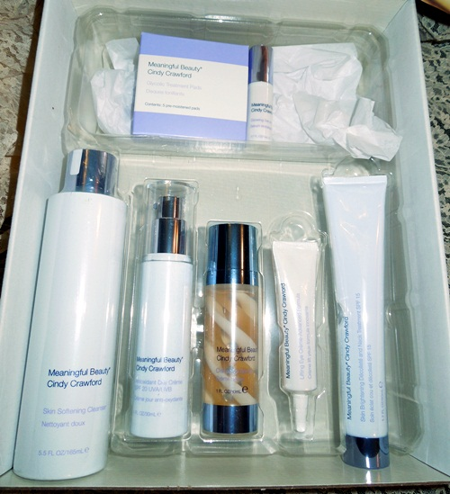 Meaningful Beauty skincare system