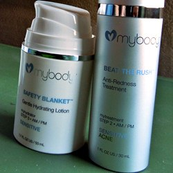 Nourishing clinical strength skin care with mybody #review