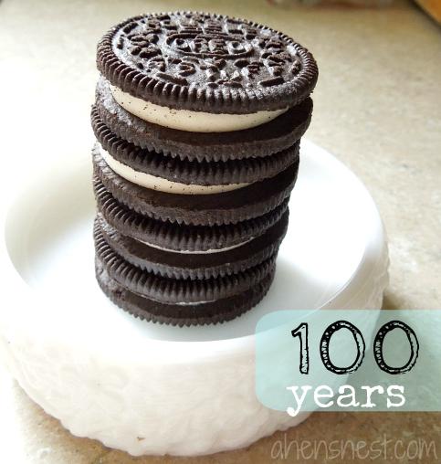 OREO 100th anniversary