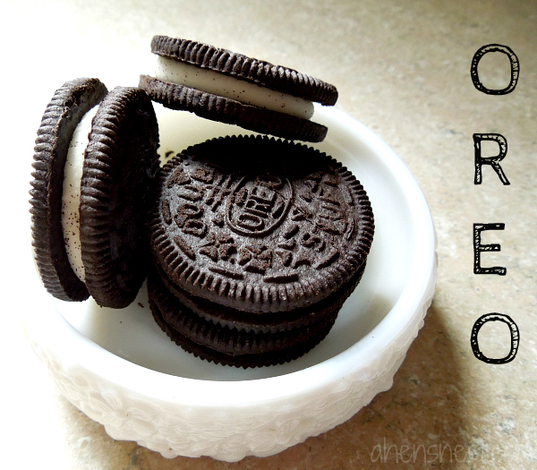 Celebrate 100 delicious years with OREO cookies - share ...