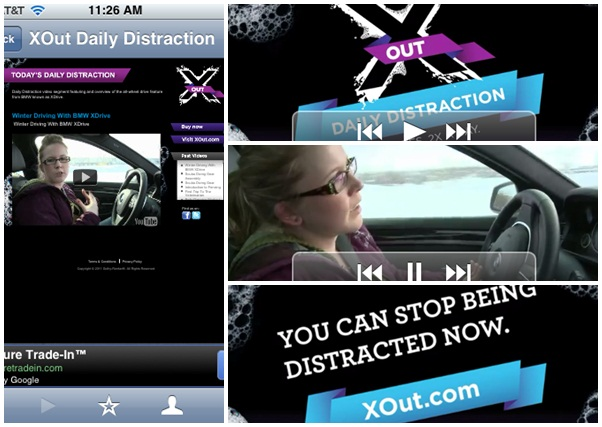 XOut daily distraction