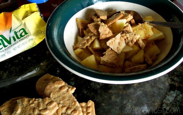 belVita breakfast biscuit Golden Oat