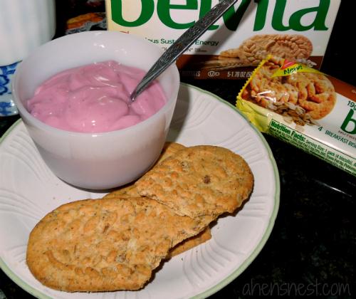belVita breakfast challenge