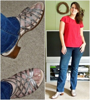 Earth Wisteria shoe review