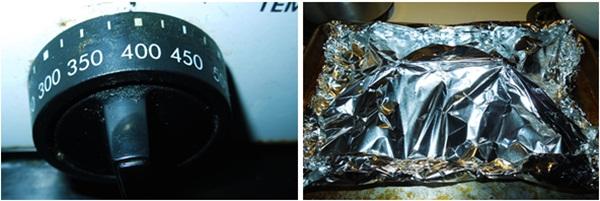 bake london broil packet at 400 degrees
