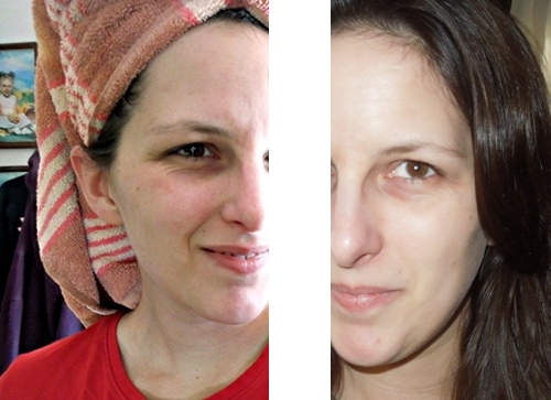 meaningful beauty test drive before and after photo