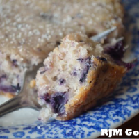 virtuousgirlhood.com blueberry cake recipe