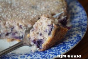 virtuousgirlhood.com blueberry cake recipe