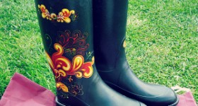 Stay dry with Maniera Retro rain boots – Stylish Footwear! #review