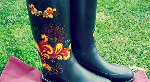 Maniera rain boots