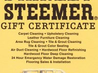 Let Stanley Steemer help you do your Spring Cleaning this year!