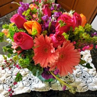 FTD flower bouquet