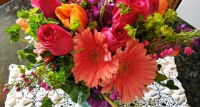 FTD Flowers fresh cut bouquets make the perfect Mother's Day gift!