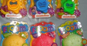 Nickelodeon's Floam and Gak attack! #review