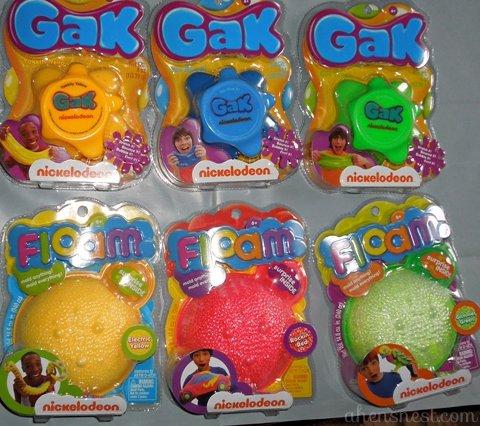 Floam Gak