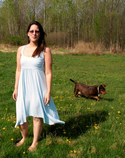 Fresh Produce Impromptu sun dress review
