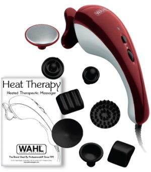 wahl heat massager