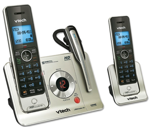 VTech Multitasking Phone
