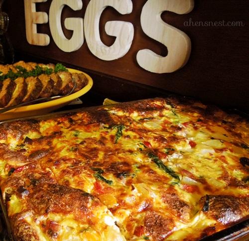 egg strata