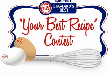 Eggland's Best your best recipe contest