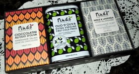 Make her day with the Mamma Mia Gift Box from Nudo – Mother's Day