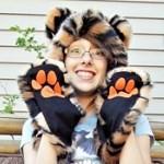 SpiritHoodsKids PRO BLUE Tiger Hood – help an animal! #review