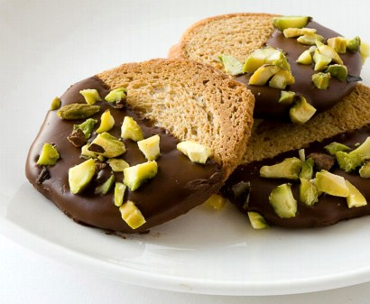 Chocolate Pistachio Crunch