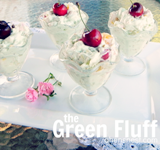The Green Fluff – Everyday COOL WHIP dessert #FMcoolwhipmoms