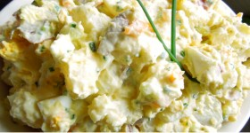 Picnic Food: June Potato Salad recipe