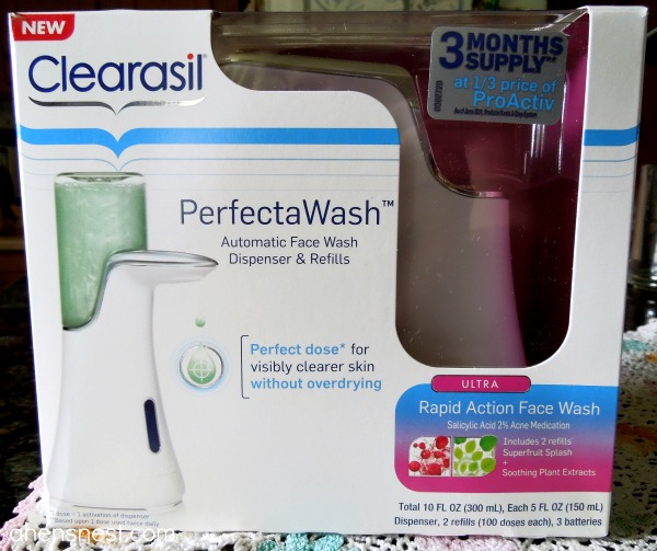 Clearasil PerfectaWash