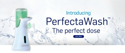 Introducing Clearasil PerfectaWash