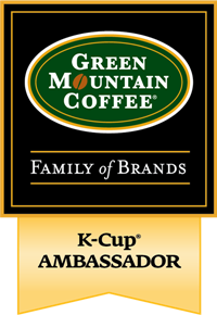 I am a K-Cup Ambassador!