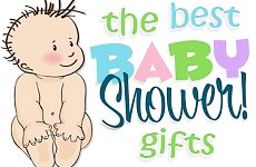 Join me in August for The Best Baby Shower Gifts event!