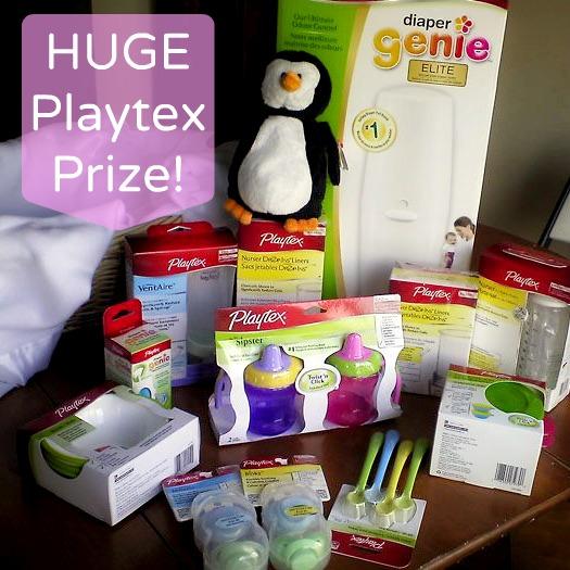@kidsumers Playtex giveaway