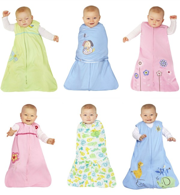 HALO Innovations Sleep Sack Blanket and Swaddle