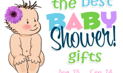 Get ready for the baby shower event! #babygifts