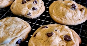 Bake Sale Soft Chocolate Chip Cookies