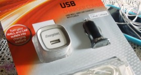 Energizer USB Charger Combo Pack Review