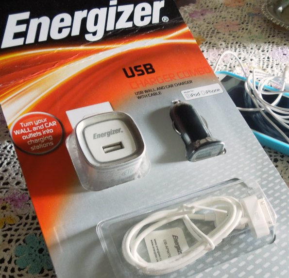 energizer usb charger