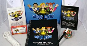 Hocus Focus Learning Curriculum giveaway #back2school