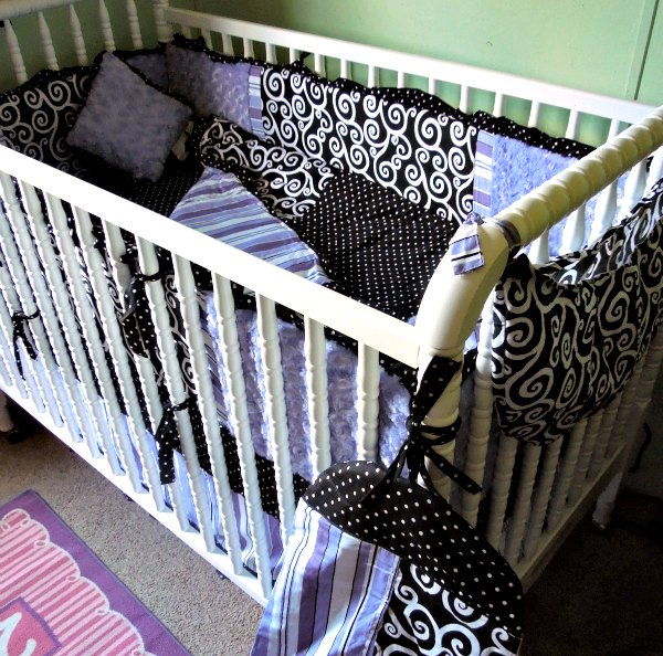 Beautiful kaylee crib set beyond bedding