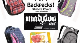 mad dog gear backpack giveaway