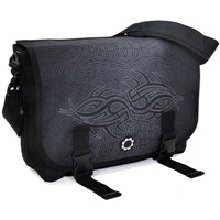 DadGear Maori Nights Messenger Diaper Bag