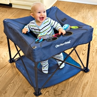 Click for our review and giveaway of Portable Activity Center for baby