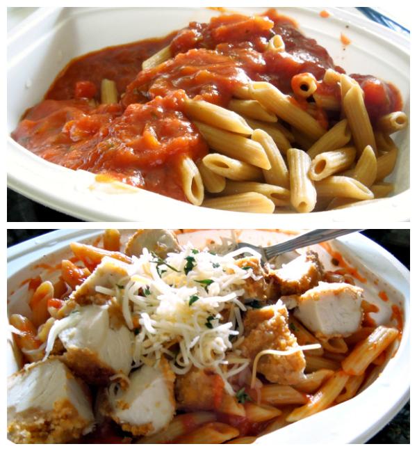 Barilla microwave pasta meals