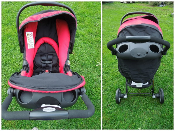 Eddie Bauer Car Seat Stroller Instructions