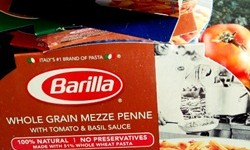 A healthier lunch with Barilla Microwaveable Pasta Meals