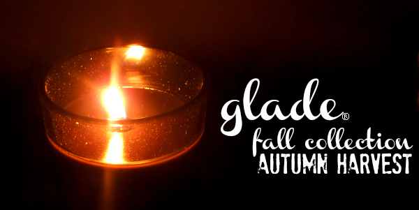 Autumn Harvest Glade Fall Collection Candle